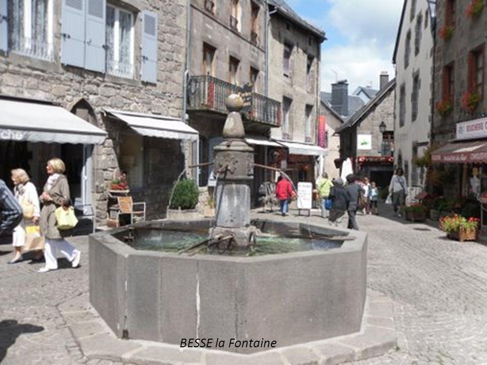 BESSE la Fontaine