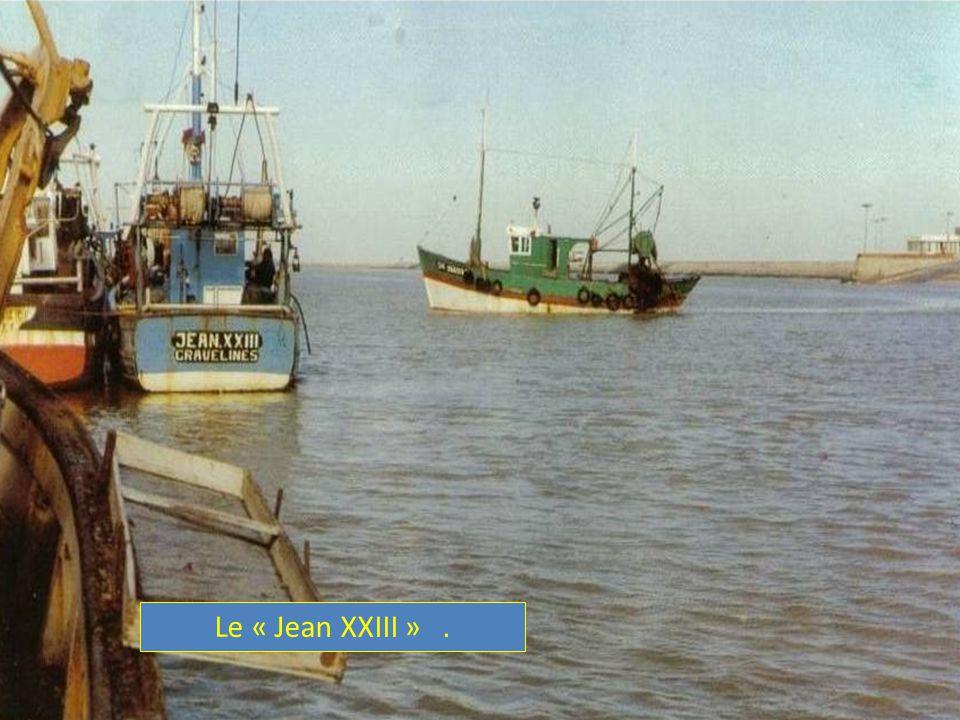 Le « Jean XXIII » .