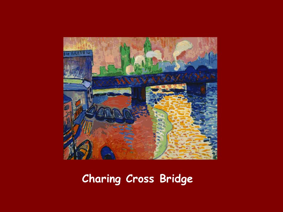 Charing Cross Bridge