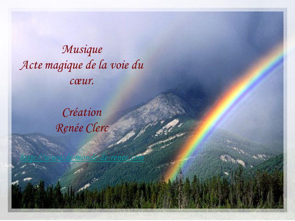 Musique Acte magique de la voie du cœur