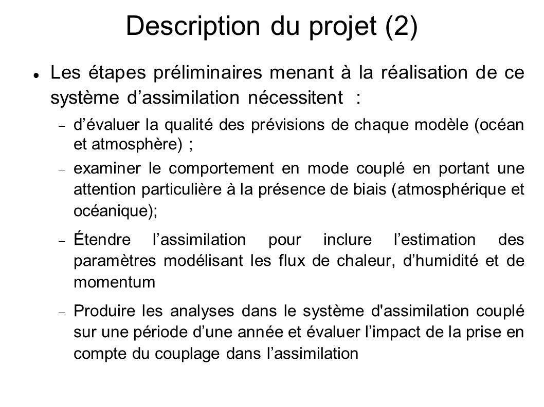 Description du projet (2)