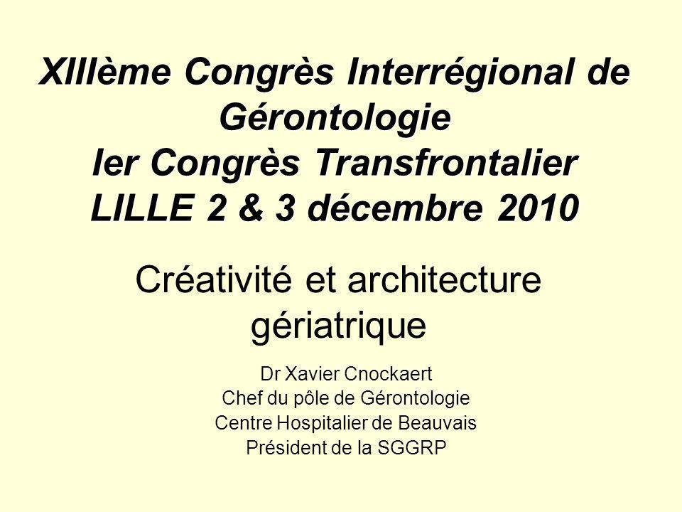XIIIème Congrès Interrégional de Gérontologie