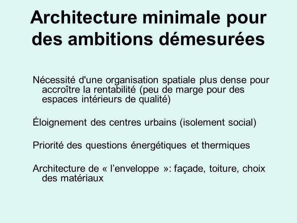 Xiii me congr s interr gional de g rontologie ppt video for Architecture minimale