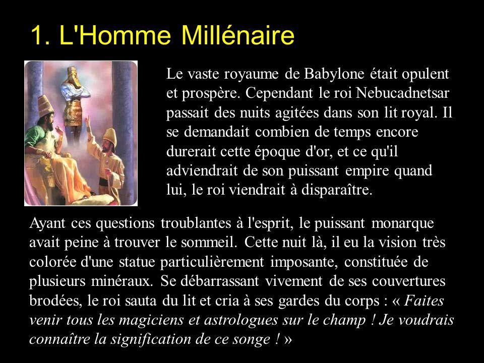 1. L Homme Millénaire