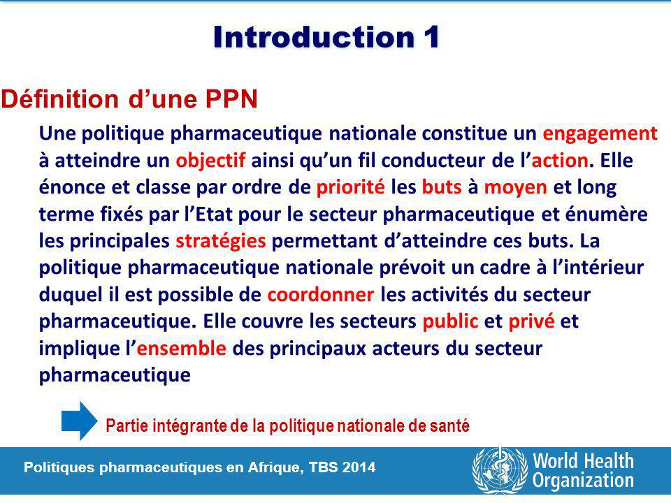 Introduction 1 Définition d'une PPN