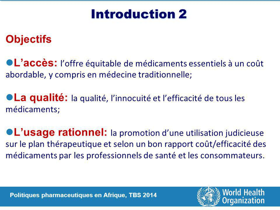 Introduction 2 Objectifs