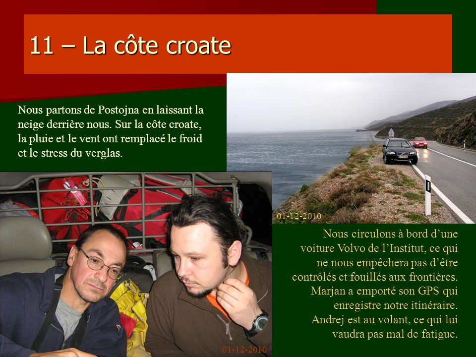 11 – La côte croate
