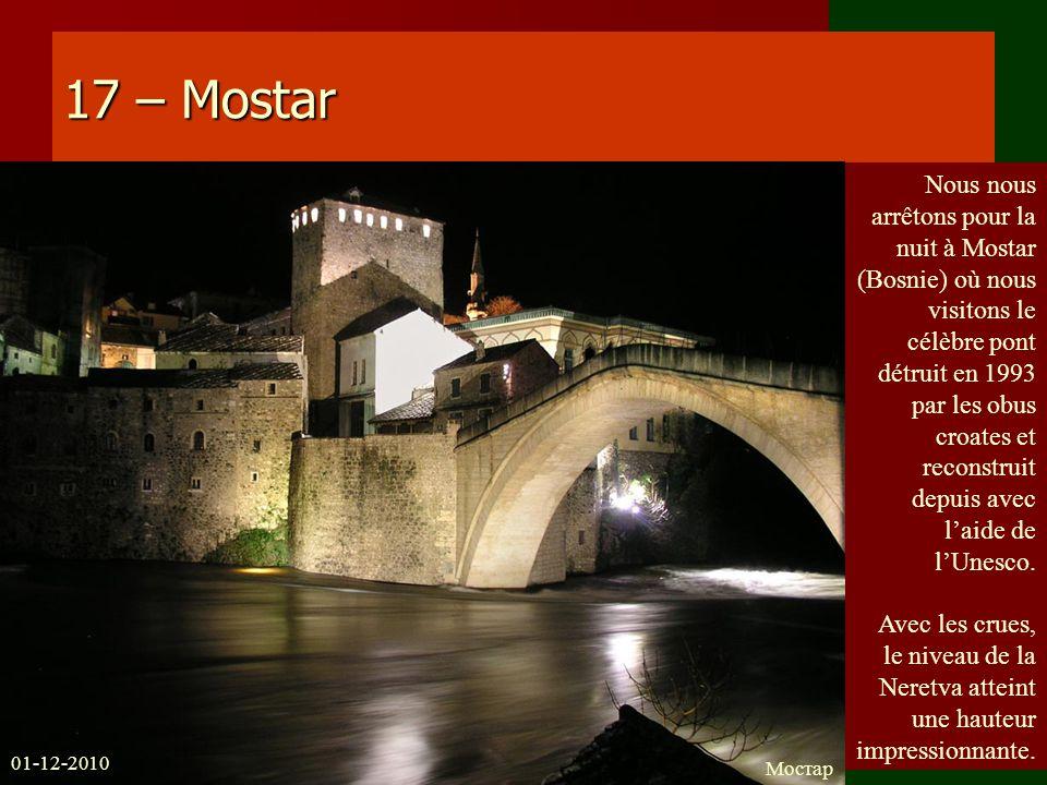 17 – Mostar