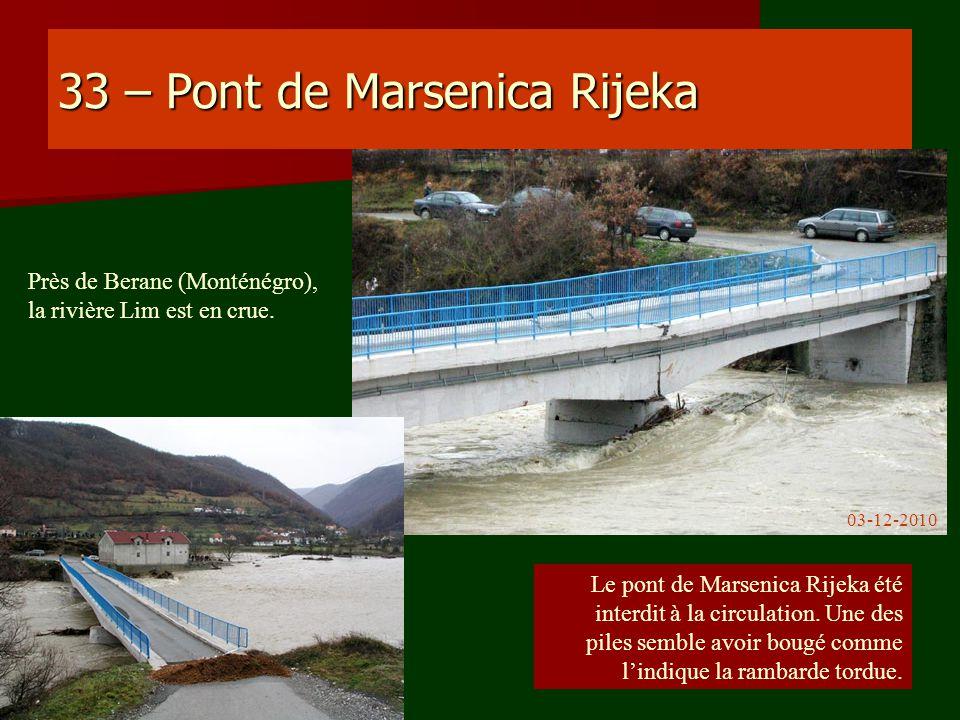 33 – Pont de Marsenica Rijeka