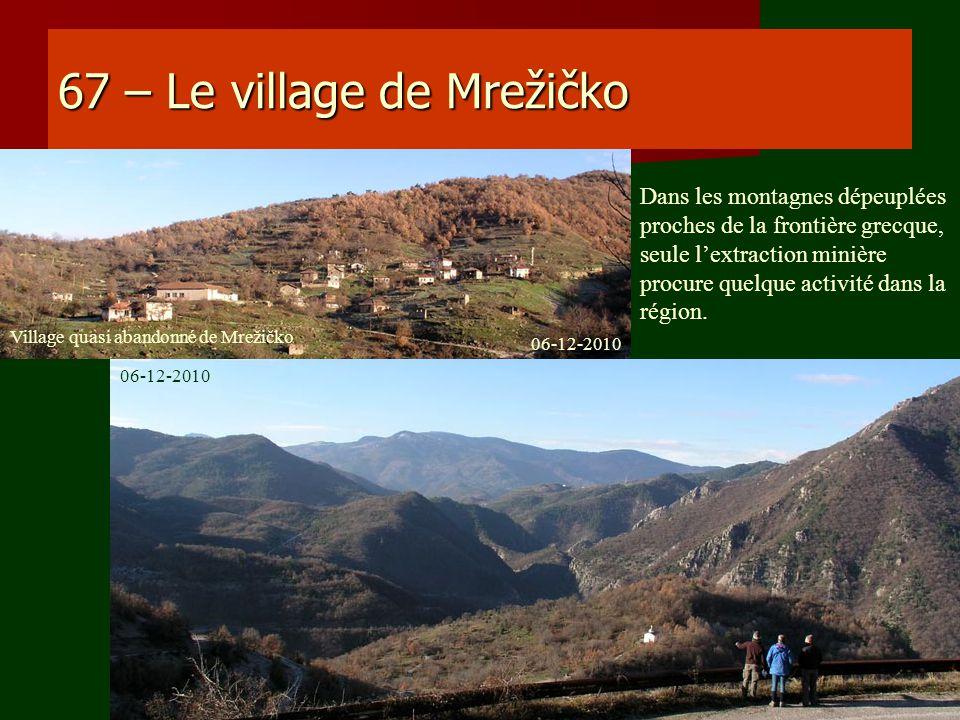 67 – Le village de Mrežičko