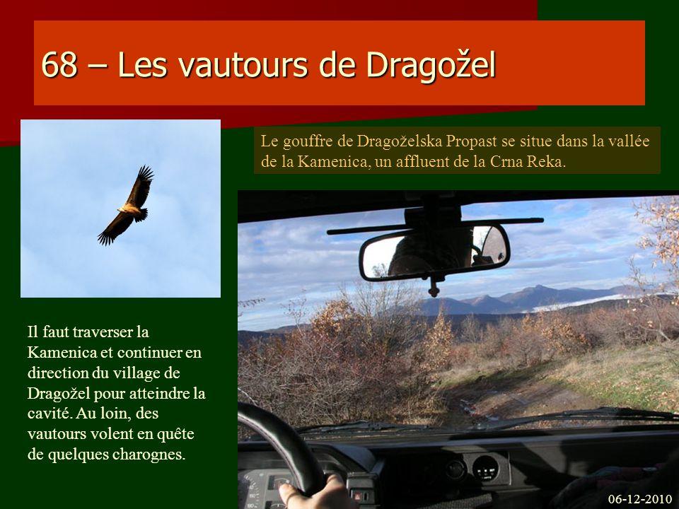 68 – Les vautours de Dragožel