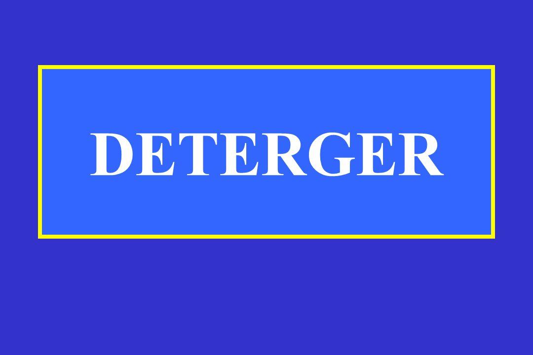 DETERGER