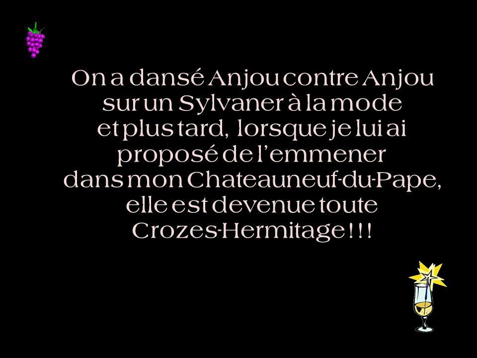 On a dansé Anjou contre Anjou sur un Sylvaner à la mode