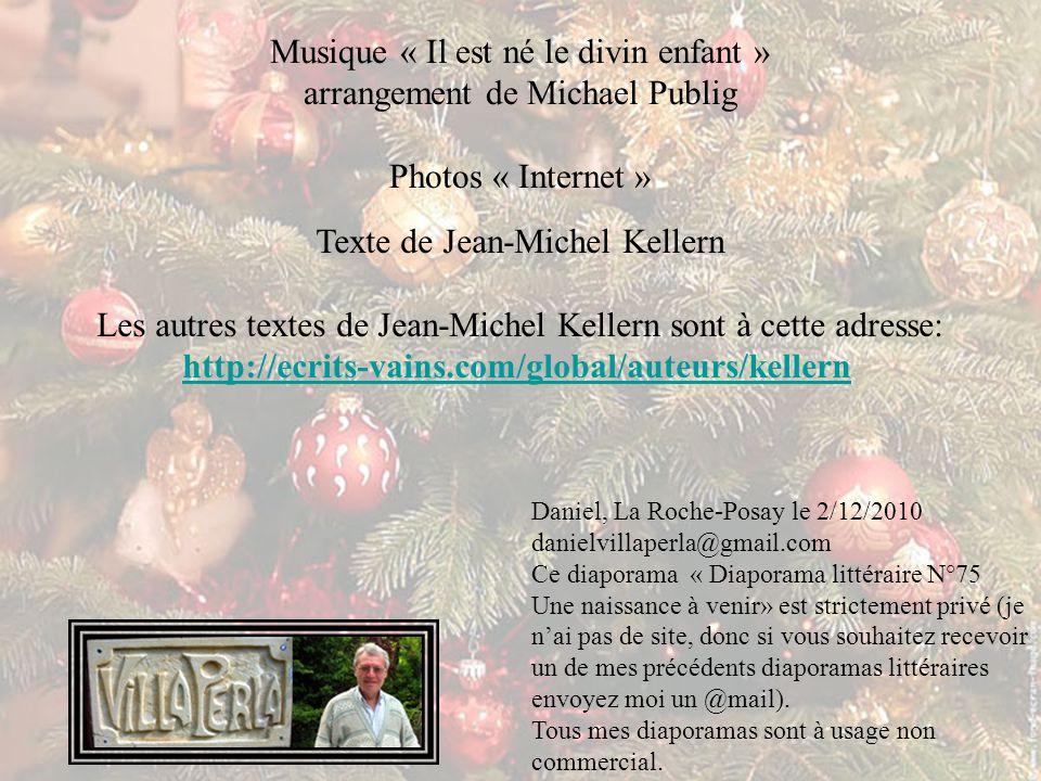 Texte de Jean-Michel Kellern