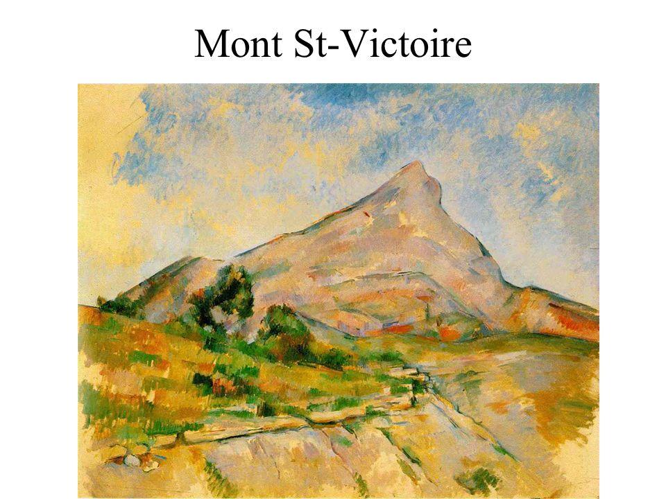 Mont St-Victoire