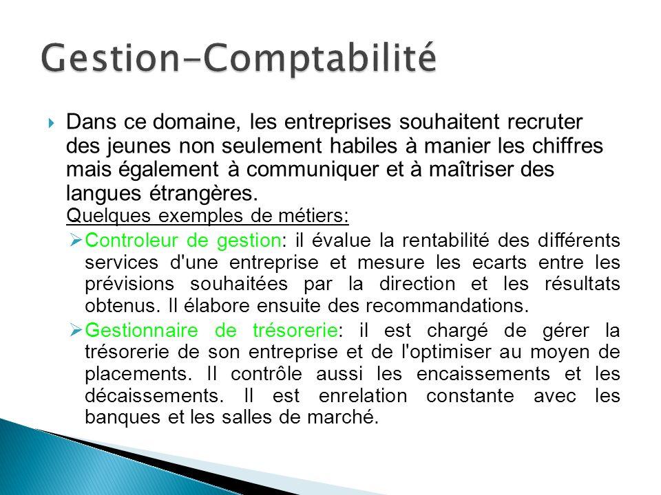 Gestion-Comptabilité