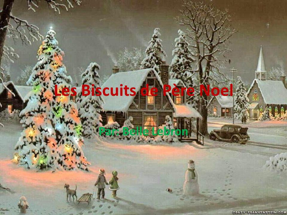 Les Biscuits de Père Noel