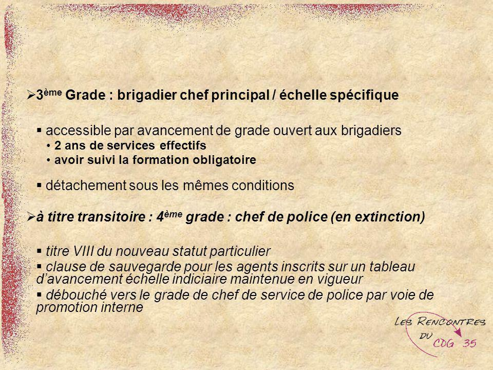 Seance d actualite statutaire ppt t l charger - Grille indiciaire brigadier chef principal ...