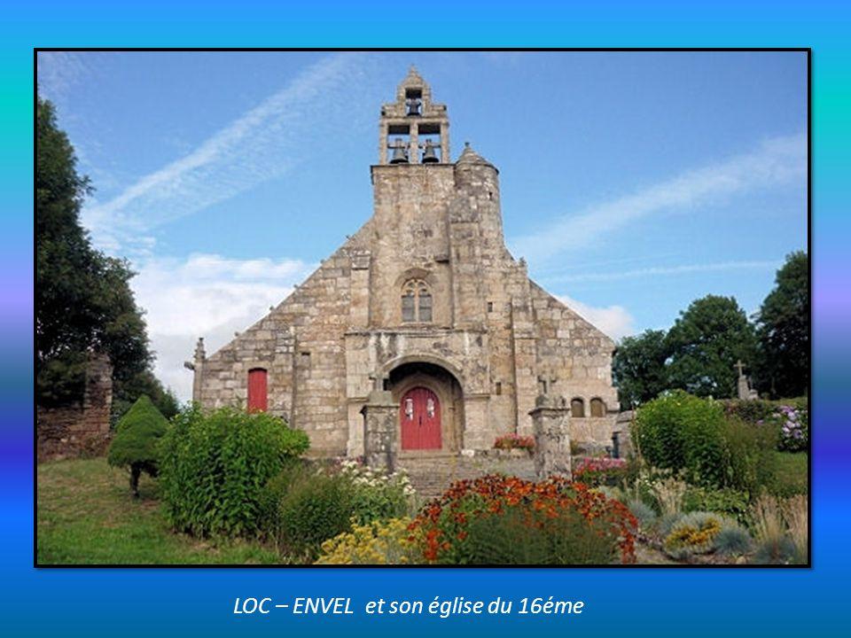 LOC – ENVEL et son église du 16éme