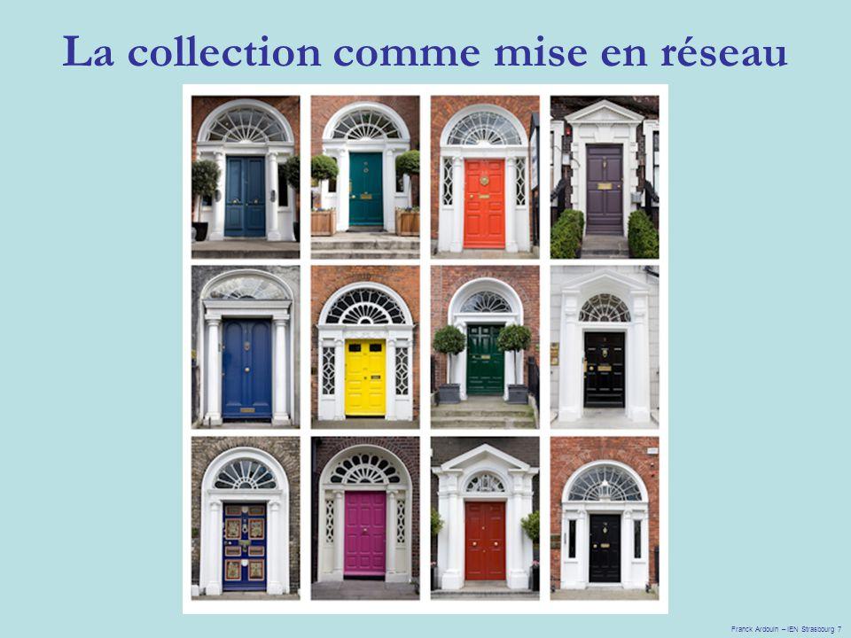 La collection comme mise en réseau