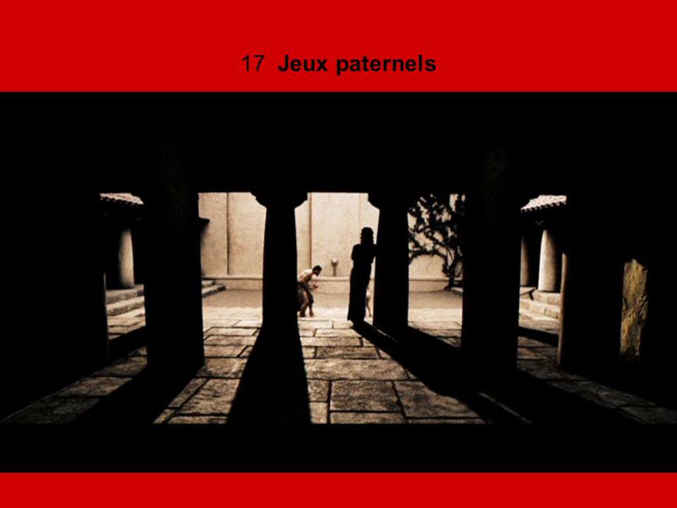 17 Jeux paternels