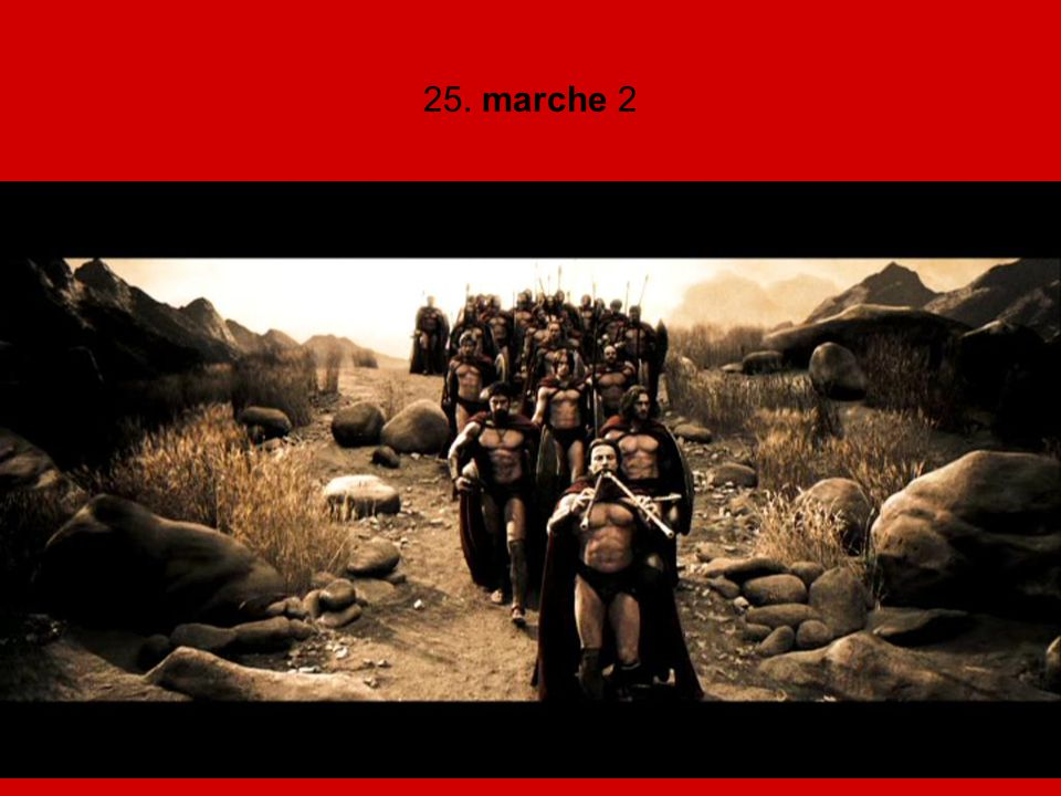 25. marche 2