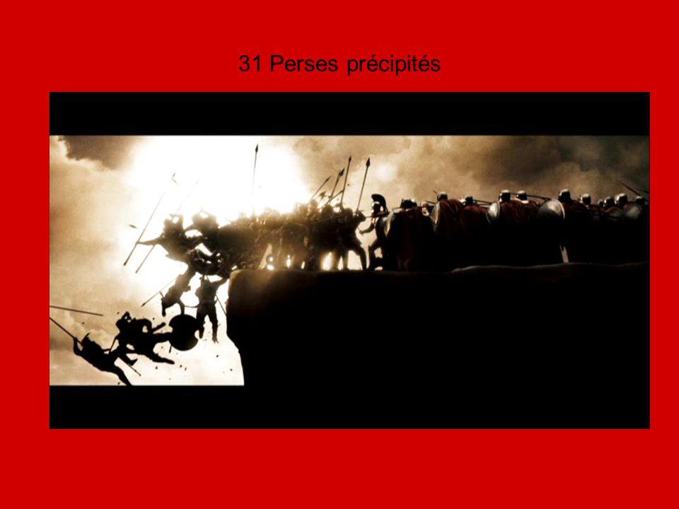 31 Perses précipités
