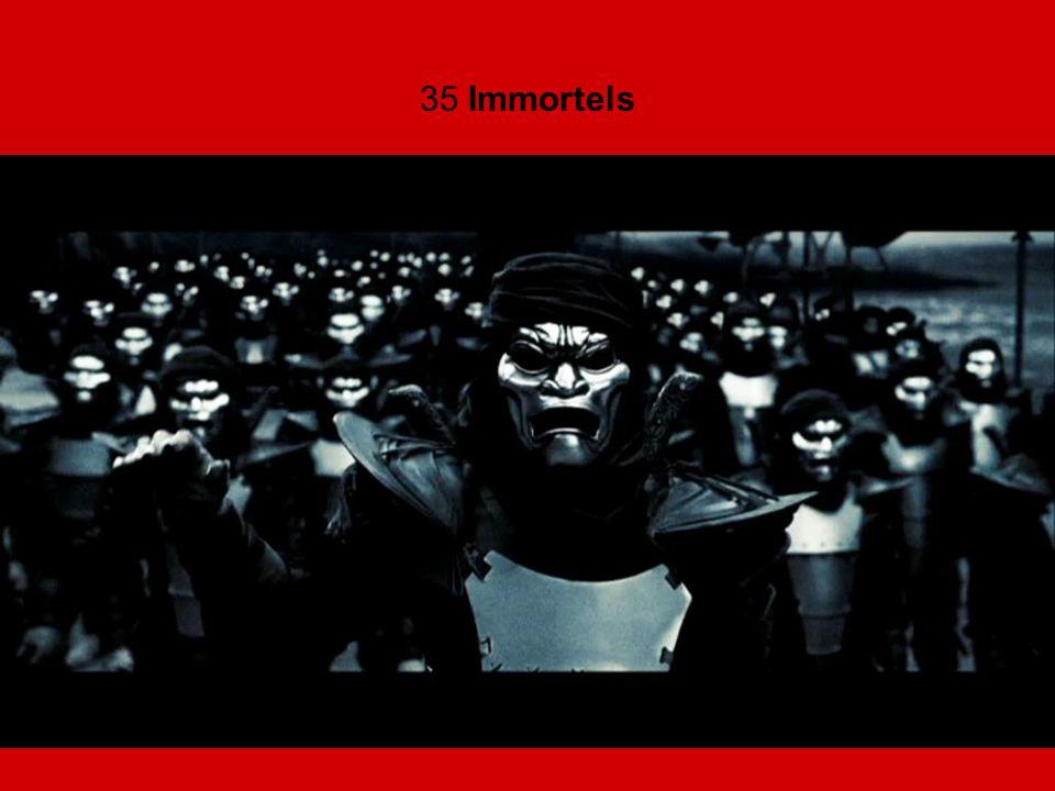 35 Immortels