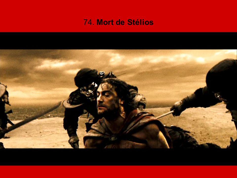 74. Mort de Stélios