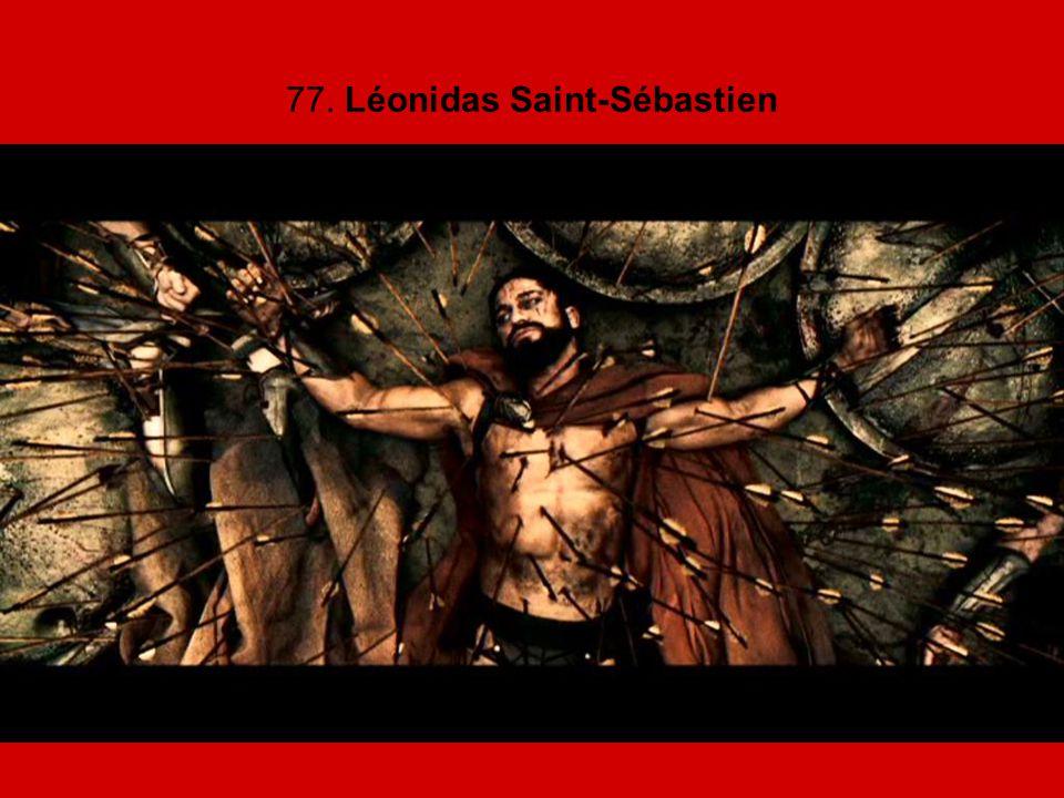 77. Léonidas Saint-Sébastien