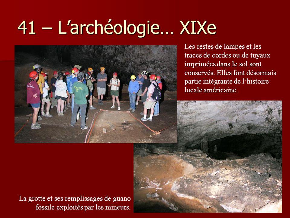 41 – L'archéologie… XIXe