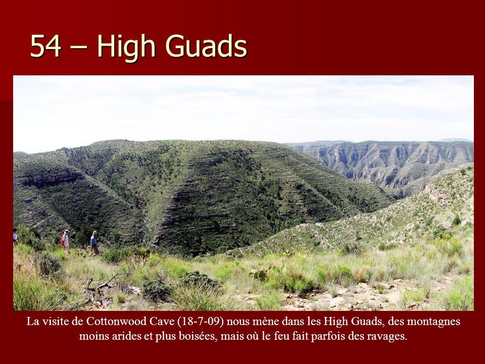 54 – High Guads