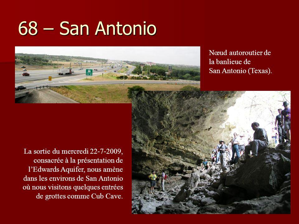 68 – San Antonio Nœud autoroutier de la banlieue de