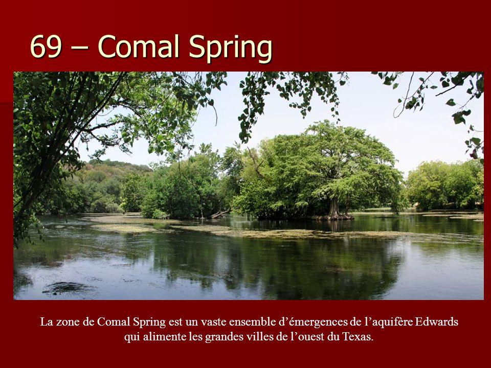 69 – Comal Spring