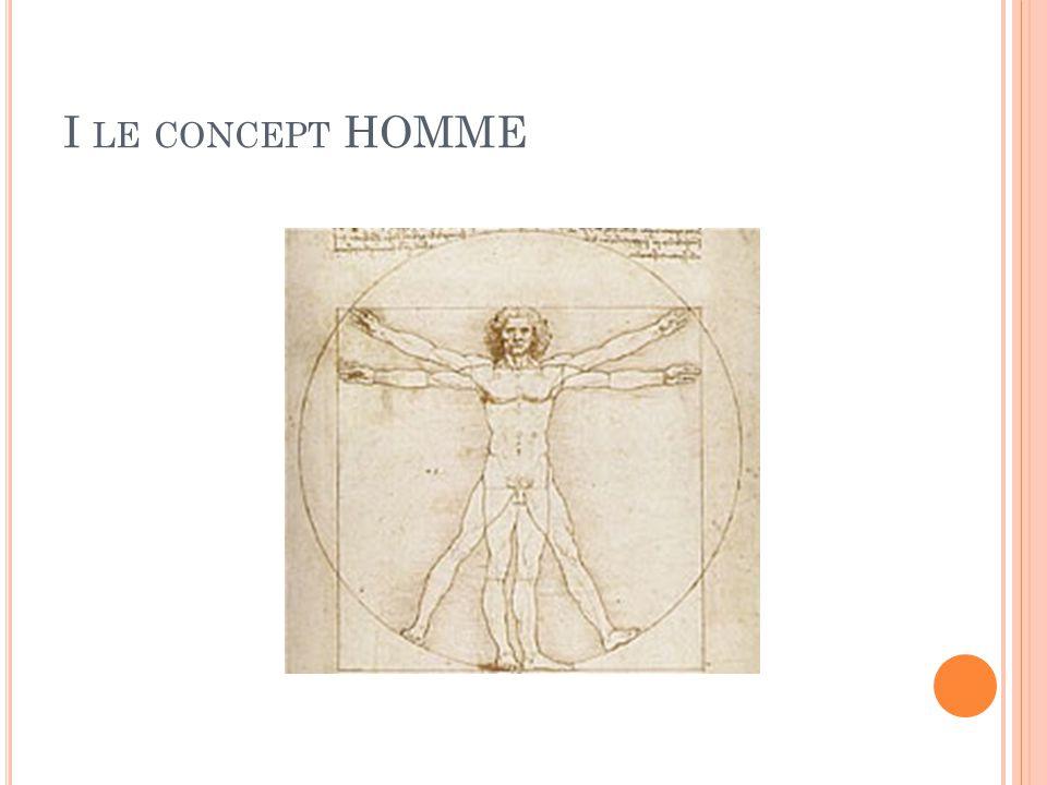 I le concept HOMME