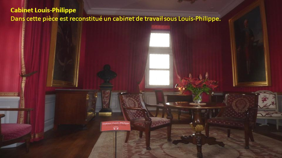 Cabinet Louis-Philippe