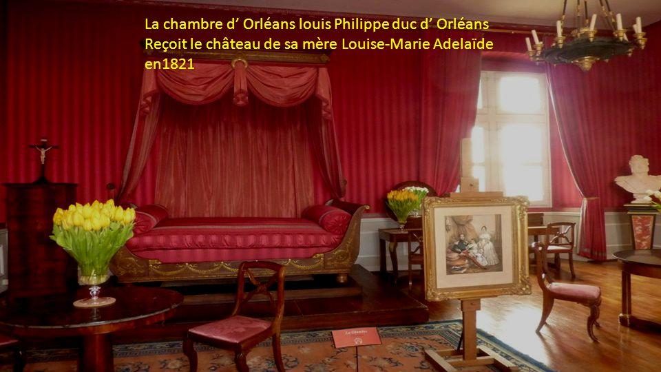 La chambre d' Orléans louis Philippe duc d' Orléans