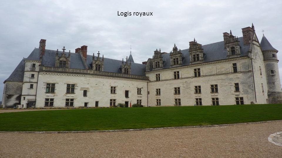 Logis royaux