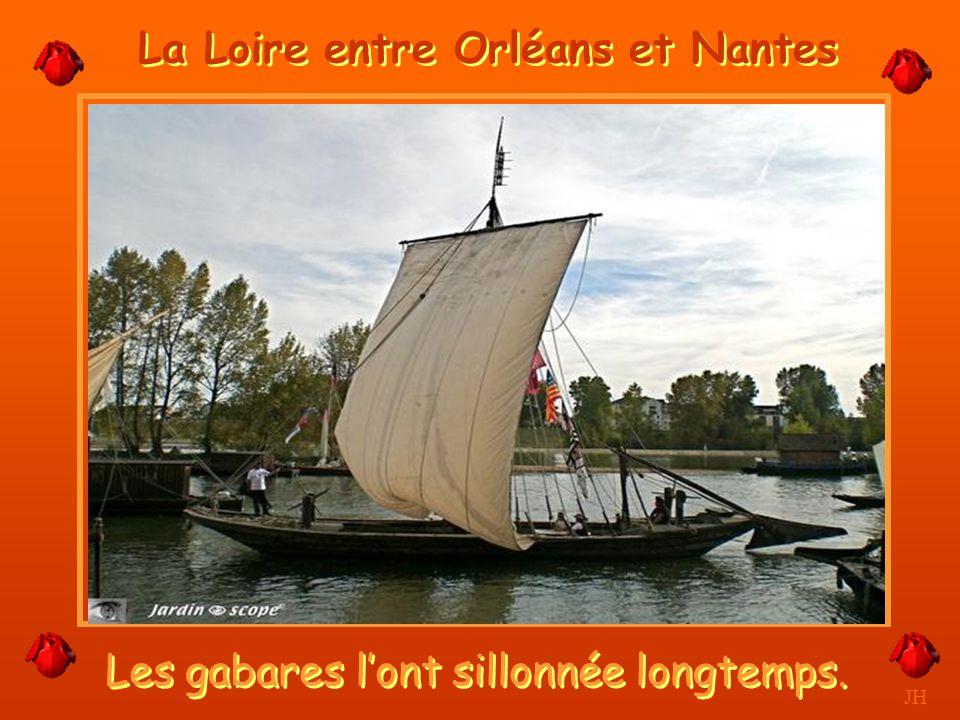 La Loire entre Orléans et Nantes