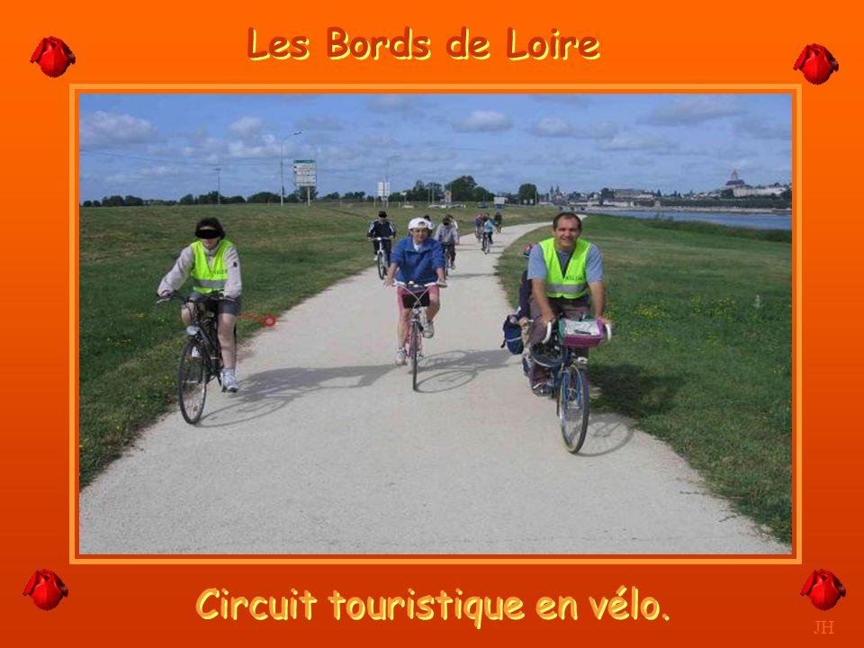 Circuit touristique en vélo.