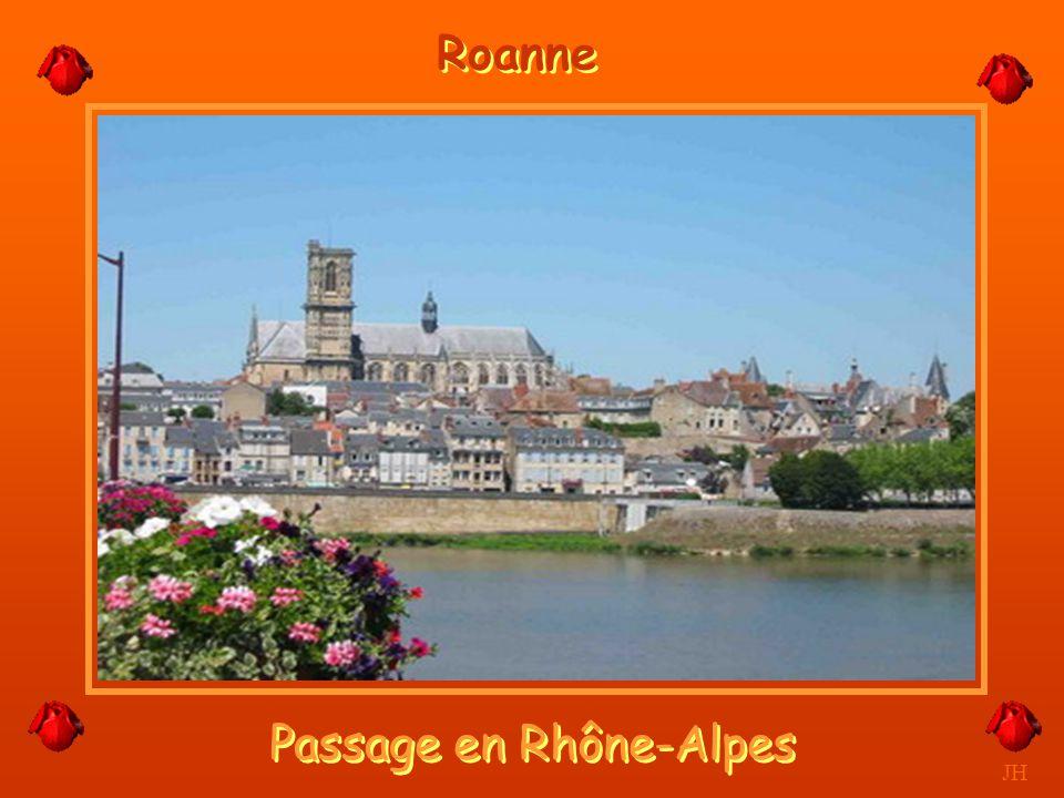 Passage en Rhône-Alpes