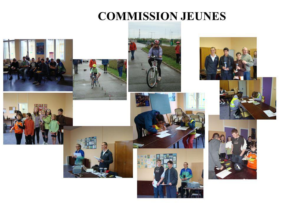 COMMISSION JEUNES