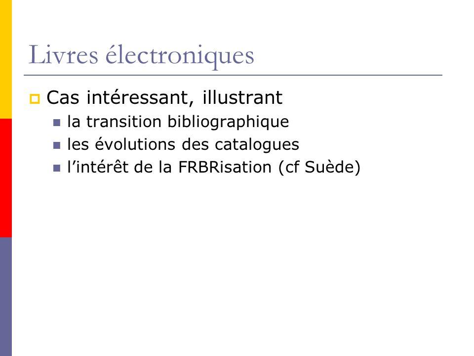 Livres électroniques Cas intéressant, illustrant