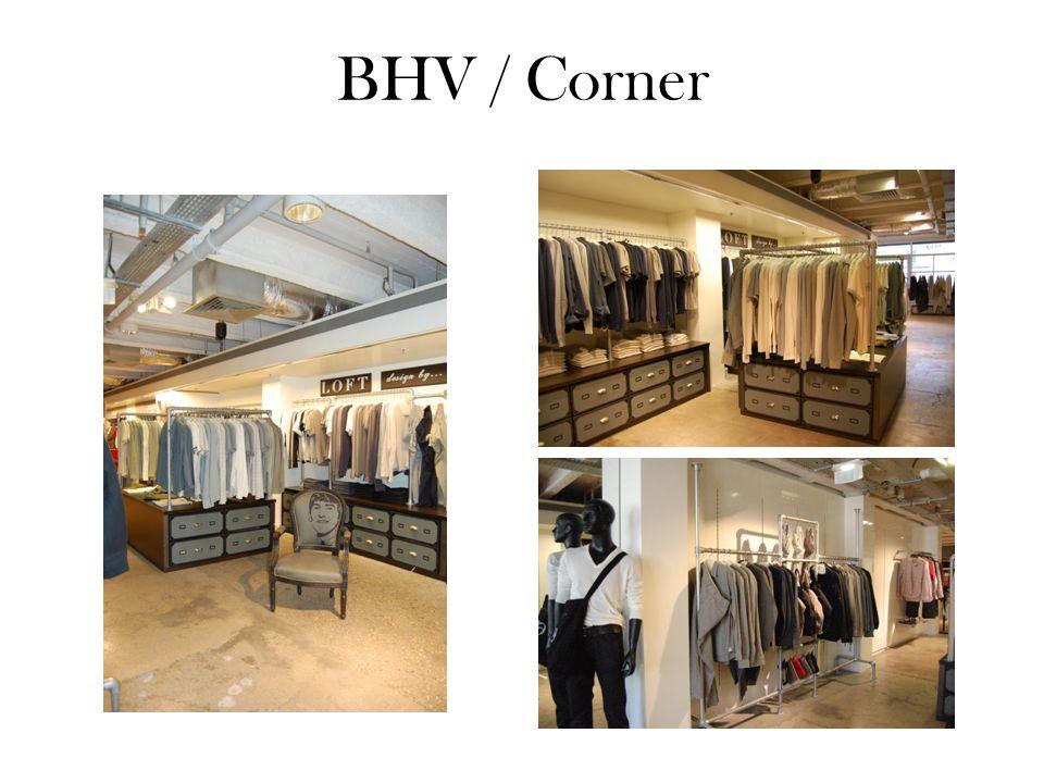 BHV / Corner