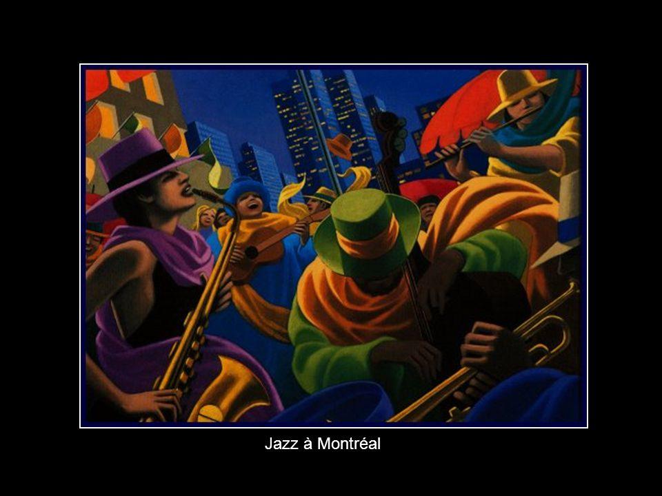 Jazz à Montréal