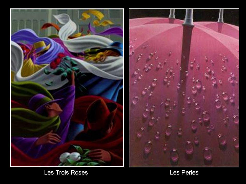 Les Trois Roses Les Perles