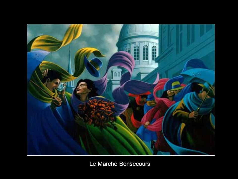 Le Marché Bonsecours