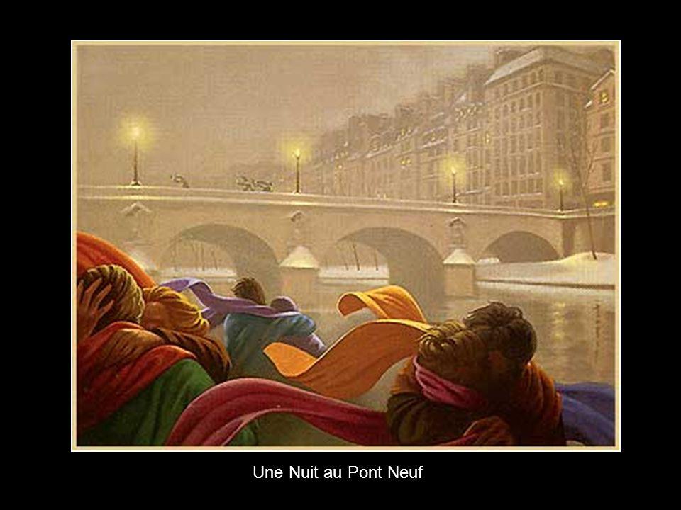 Une Nuit au Pont Neuf