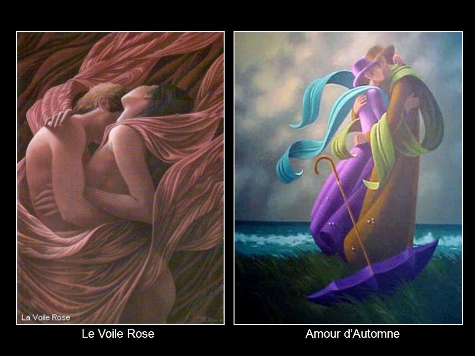 Le Voile Rose Amour d'Automne