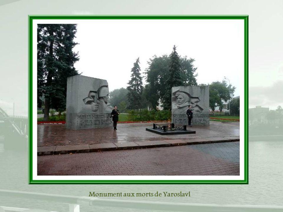 Monument aux morts de Yaroslavl